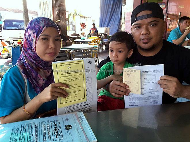Suami Isteri Mohon Bantu Cari Ibu Kandung Anak Angkat Utusan Borneo Online