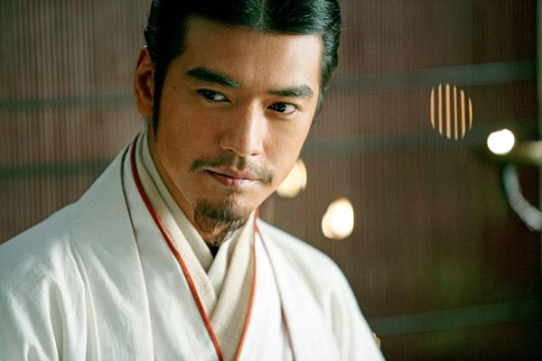 Takeshi Kaneshiro antara watak utama.