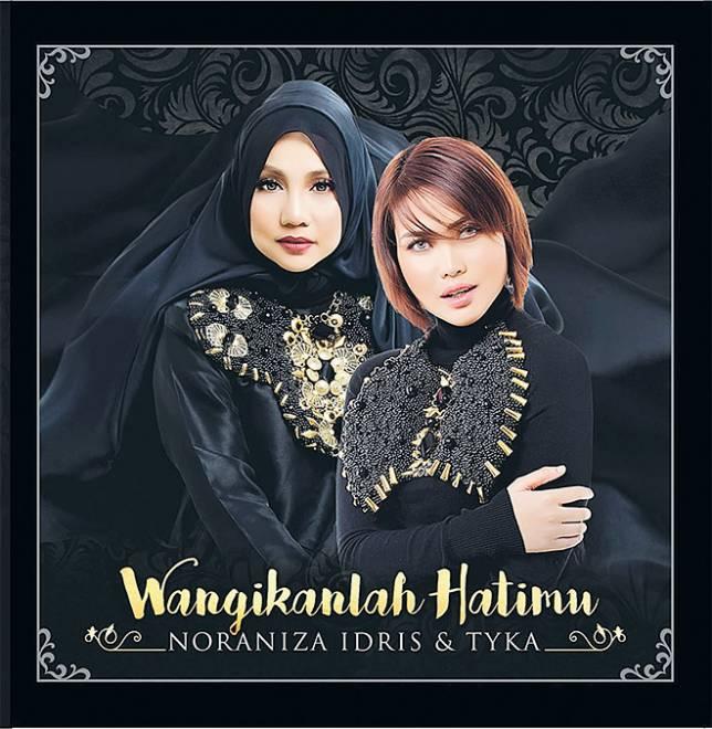Noraniza Idris tampil dengan single 'Wangikanlah Hatimu' bersama Tyka.