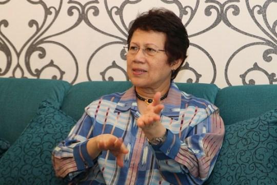 Dr Sharifah Hapsah
