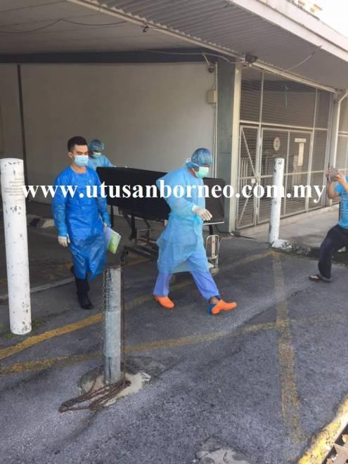 Korban keempat rabies dibawa ke Jabatan Perubatan Forensik HUS
