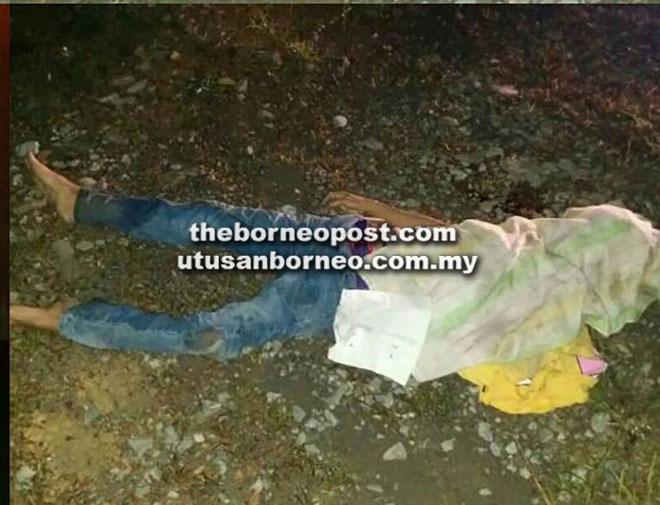 Pembonceng wanita meninggal dunia dalam nahas di Jalan Sibu-Bintulu.