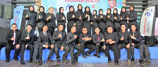 Seramai 27 peserta dari seluruh negara yang terdiri daripada 18 peserta kategori pengembangan perniagaan dan sembilan peserta kategori idea perniagaan akan berentap dalam program realiti RBC Mencari CEO Desa.