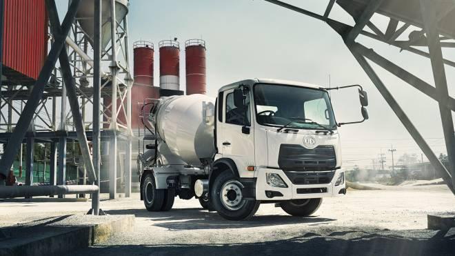 Model Croner merupakan rangkaian trak sederhana berat keluaran UD Trucks yang baharu sahaja diperkenalkan di Sarawak.