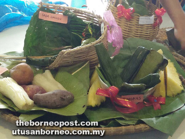 Komersialkan produk ubi kayu  Utusan Borneo Online