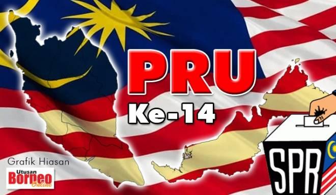 Senarai Calon Yang Bertanding Pada Pilihan Raya Umum Ke 14 Di 31 Kerusi Parlimen Di Sarawak Utusan Borneo Online