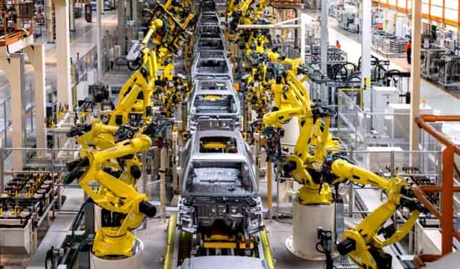Kilang Geely Di Baoji Capai 80 Peratus Automasi Untuk Jaminan