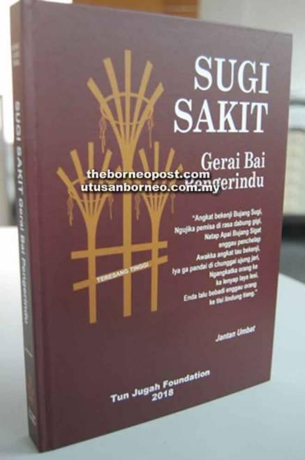 Bup Gerai Bai Pengerindu diatu dijual ba  Tun Jugah Foundation.