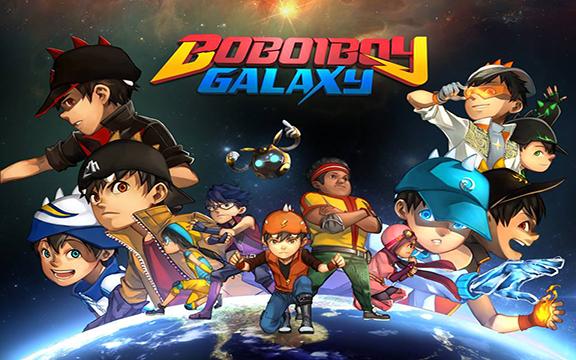 Lawak Kampus dan Boboiboy Galaxy Bergabung | Utusan Borneo