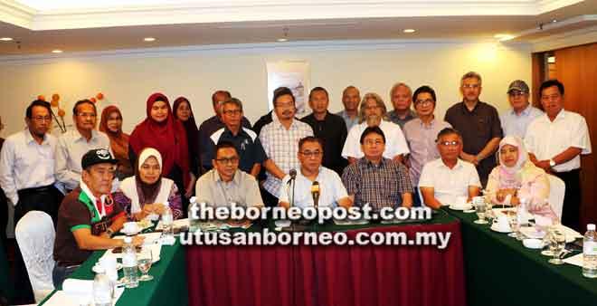 Image result for Parti Pribumi Sarawak