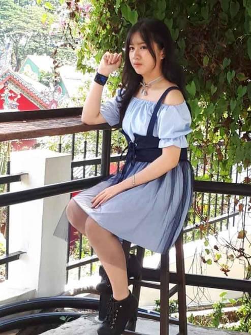 Penyanyi Iban berbangsa Cina, Roxanne bakal tampil dengan sebuah lagu berjudul 'Sanggup Nganti'.