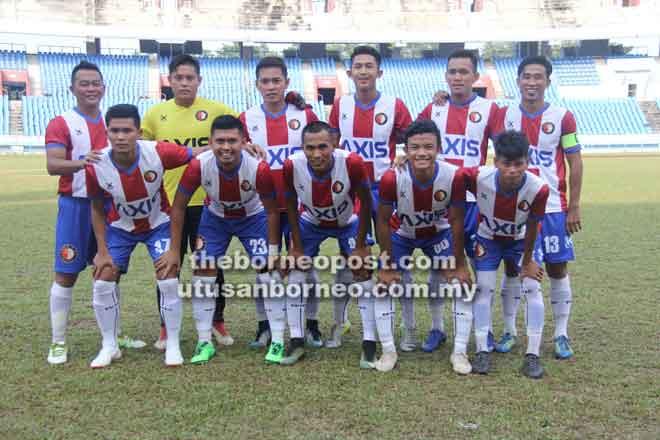 Pasukan AXIS FC sudah bersedia untuk melayan kunjungan Tanjung Datu Lundu pada perlawanan pembukaan Piala Abang Johari 2018 di Stadium Sarawak, Sabtu ini.