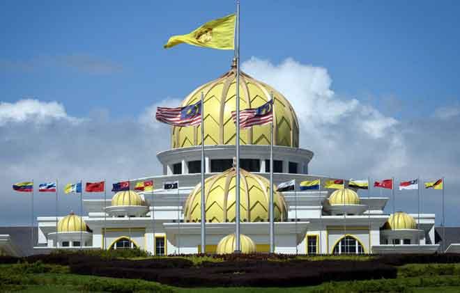 Kelmarin, mesyuarat khas Majlis Raja-Raja menetapkan pada 24 Januari ini untuk memilih Yang di-Pertuan Agong dan Timbalan Yang di-Pertuan Agong ke-16 nanti.  — Gambar Bernama