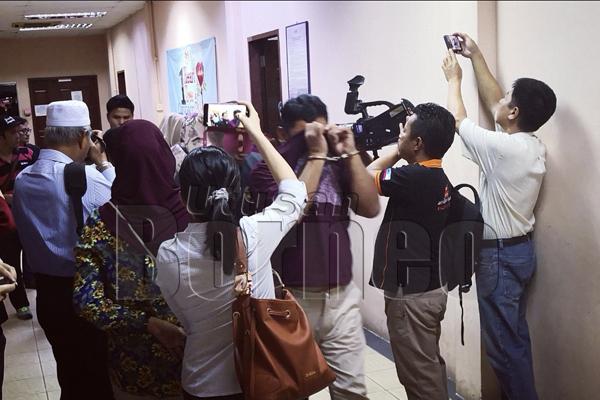 KES melibatkan kelima-lima suspek terbabit mendapat liputan meluas pengamal media cetak, elektronik dan atas talian di Tawau.