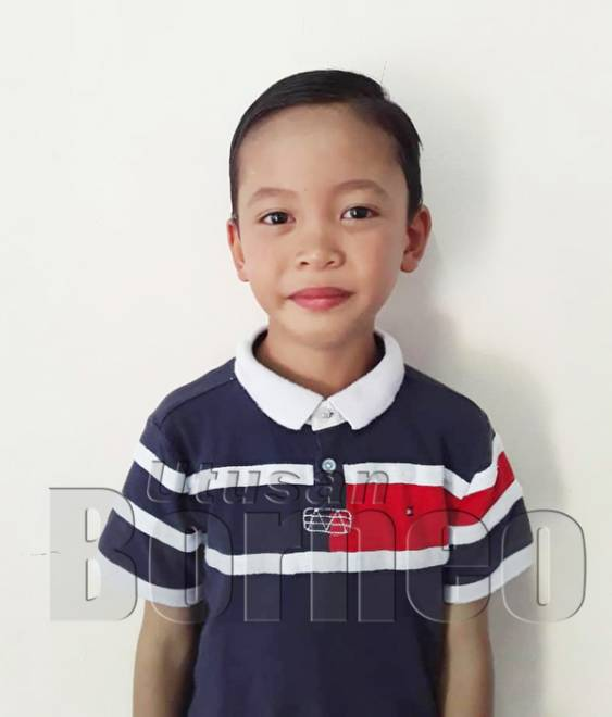 KANAK-KANAK lelaki yang berumur 7 tahun 11 bulan ditinggalkan ibu kandung sejak usia dua bulan.