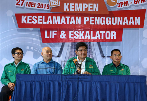 Lif Eskalator Perlu Penyelenggaraan Berjadual Utusan Borneo Online