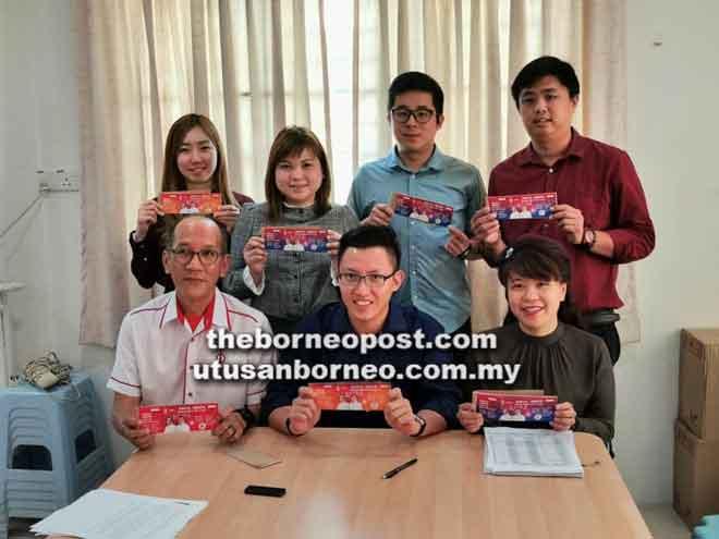 Guan Eng Tetamu Kehormat Majlis Makan Malam Dap Sarawak 21 Jun Utusan Borneo Online