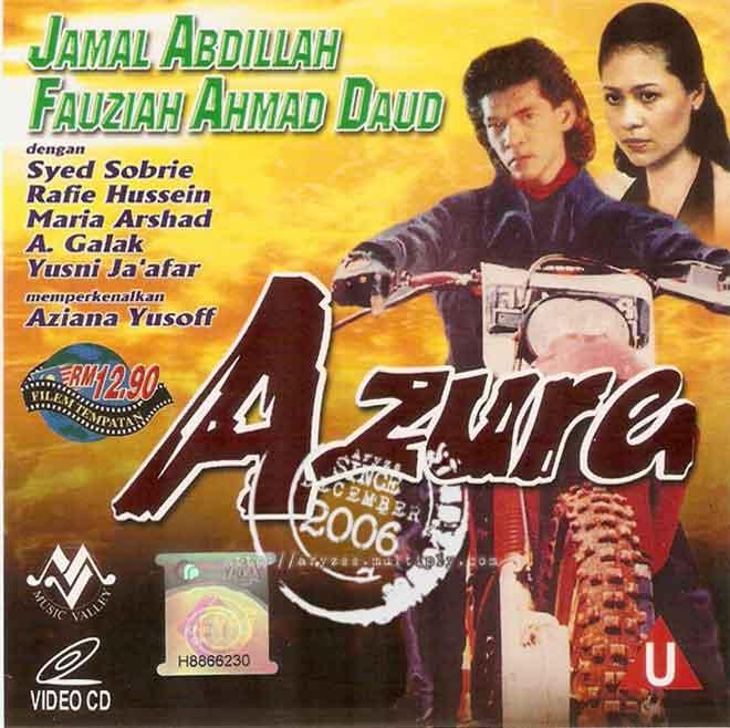 Filem 'Azura' yang sangat popular suatu ketika dahulu turut ditayangkan semula pada raya ini.