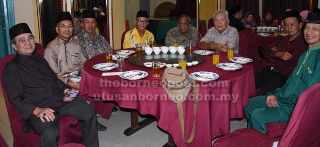 Kira-kira 70 ahli PPKS Bahagian Sibu dan Sarikei menyerikan Majlis Ramah-Tamah Gawai-Raya PPKS di Sibu, baru-baru ini.
