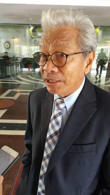 Masing bercakap kepada pemberita ketika ditemui di lobi Wisma Bapa Malaysia di Kuching, semalam selepas menghadiri mesyuarat kabinet negeri.