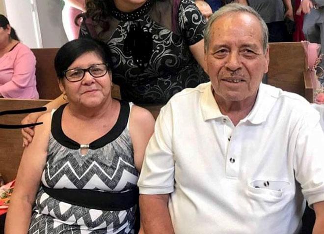 Gambar serahan keluarga dari Ciudad Juarez, Mexico kelmarin menunjukkan Velazquez dan Estela, yang menjadi antara mangsa insiden tembakan beramai-ramai                             di pasar raya Walmart di El Paso, Texas, Amerika Syarikat pada Sabtu lepas. — Gambar Velazquez Family/Reuters