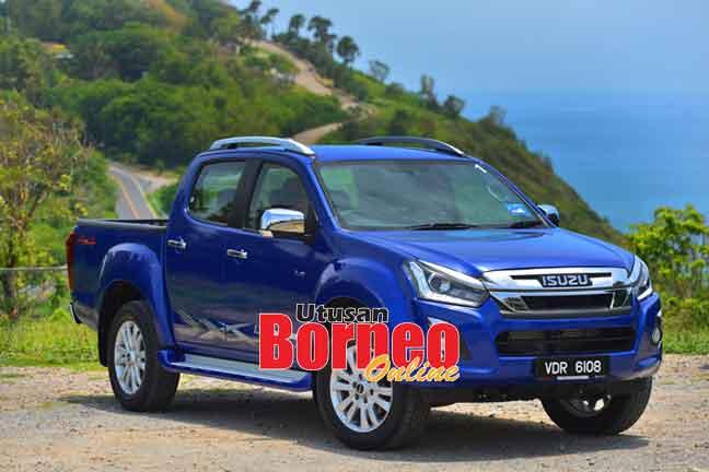 D-Max dengan enjin 1.9L Ddi Blue Power baharu bakal dilancarkan di Malaysia 18 September ini.