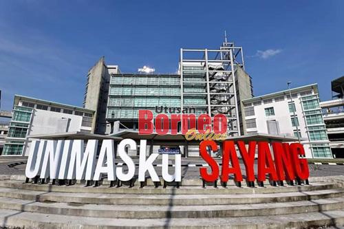 Universiti Malaysia Sarawak.