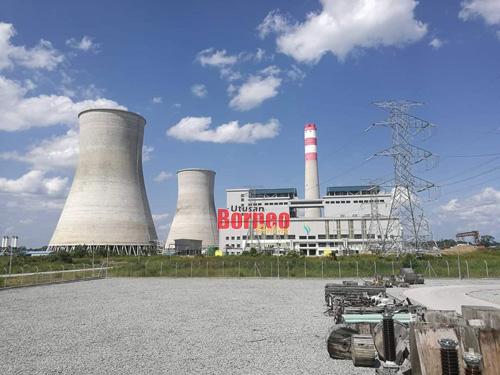Balingian Coal Fired Plant Mukah