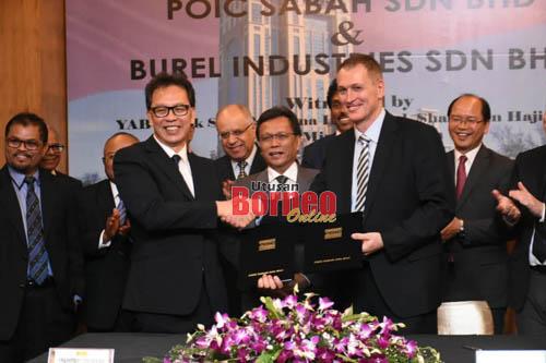 POIC Lahad Datu antara landasan Sabah untuk mencapai destinasi pelaburan yang menarik.