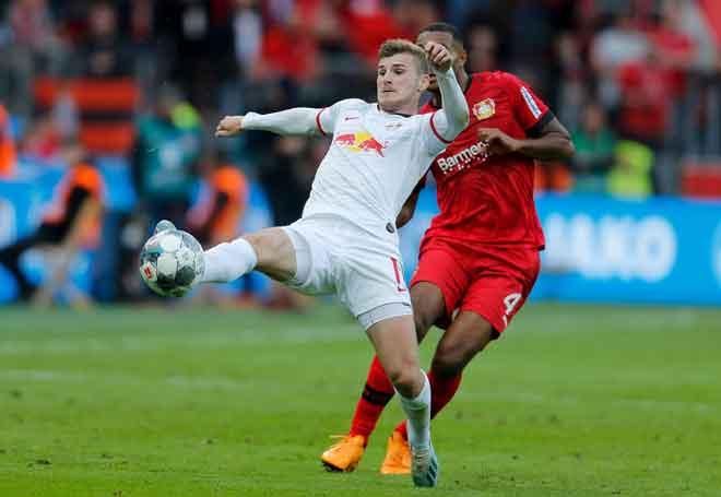 Werner tidak akan menyertai Jerman pada perlawanan persahabatan menentang Argentina selepas disahkan mengalami kecederaan. — Gambar AFP