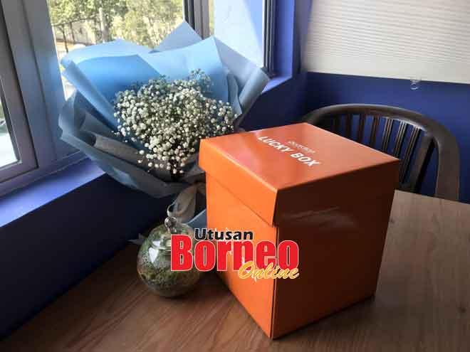 Trend 'Kotak Bertuah' yang sangat popular di Korea, Jepun dan China sesuai untuk hadiah hari-hari istimewa.