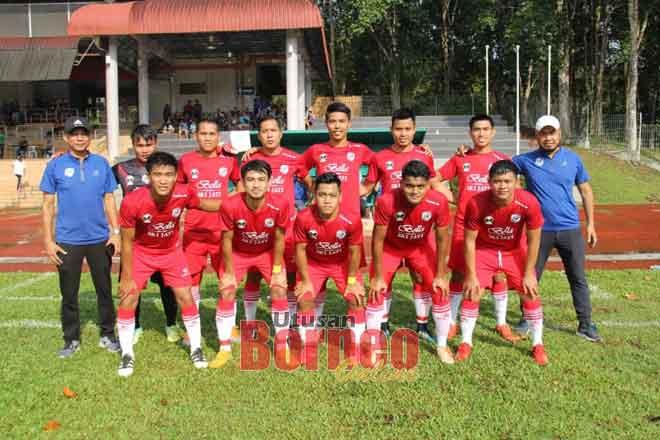 Serian Project Team mara ke perlawanan akhir kempen Liga Serian/Lea Sports Centre 2019 selepas menundukkan Marr SC 1-0 kelmarin.