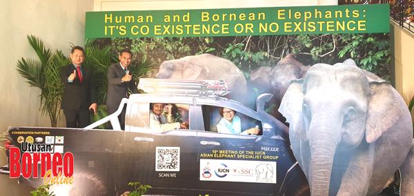 Koridor Makanan Gajah Seluas 25 000 Hektar Di Hulu Kinabatangan