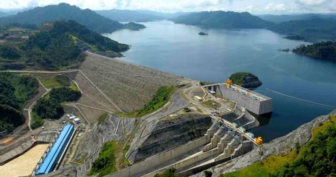 Empangan Hidroelektrik Bakun merupakan penjana elektrik terbesar di Malaysia mampu  membekalkan kuasa sehingga ke negara jiran.