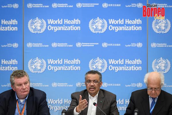 Pertubuhan Kesihatan Sedunia (WHO) mengisytiharkan wabak Koronavirus sebagai kecemasan kesihatan global pada 31 Januari lalu.