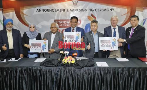 Sarawak Pertama Di Asia Dipilih Tuan Rumah Sukan Tafisa Asia Pada 2022 Utusan Borneo Online