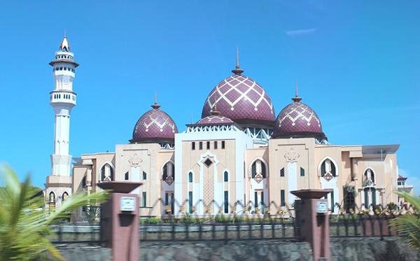 Pusat Islam Tarakan.