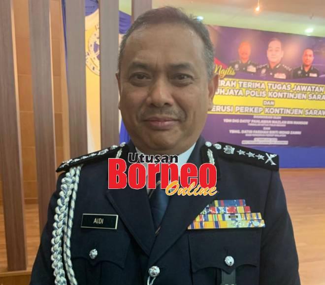 Tiada lagi nasihat, polis akan tangkap mereka yang degil keluar rumah - Pesuruhjaya Polis Sarawak