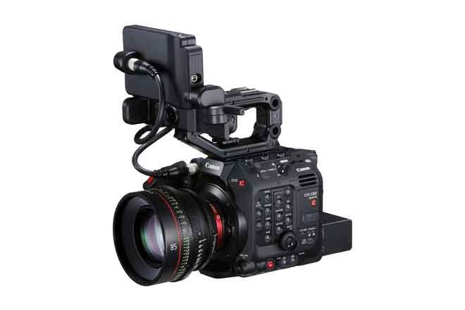 Canon C300 Mark III dilengkapi dengan platform pemprosesan video DIGIC DV 7, membolehkan ia menyokong rakaman kadar bingkai tinggi 4K/120p. CMOS AF Piksel Duaan juga memberikan ketepatan fokus dengan kejituan tinggi yang diperlukan dalam rakaman 4K.