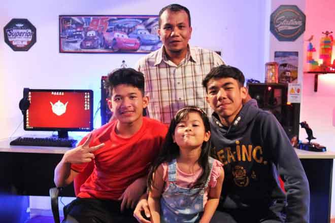 Tonton Aksi Keluarga Iskandar Di Astro First Mulai 16 Julai Ini Utusan Borneo Online