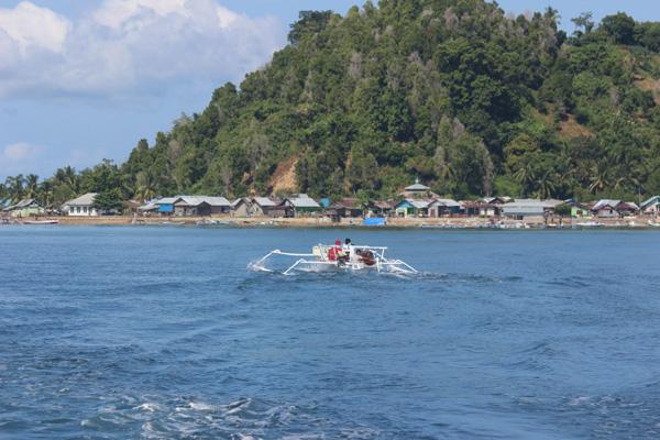 Perjalanan ke Pulau Lutungan.