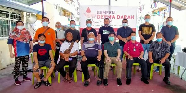 22 pain darah berjaya dikumpul dalam Kempen Derma Darah ...