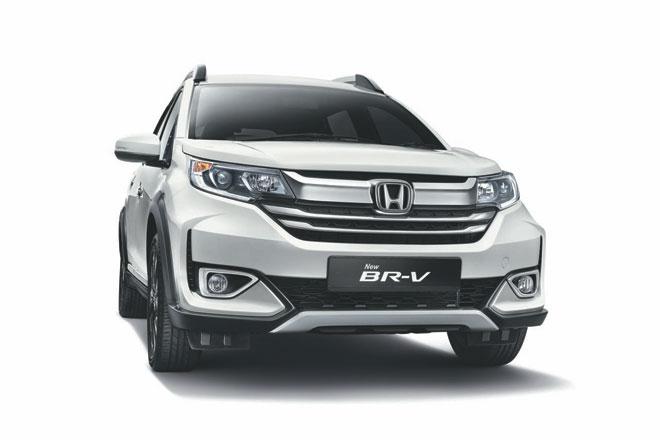 Model Honda BR-V baharu menerima sebanyak 1, 400 unit tempahan dalam masa sebulan.