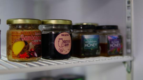 Produk lain yang dihasilkan oleh jenama Fruitjoey.