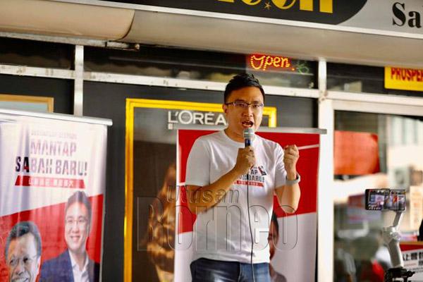 Phoong memberi sinar baharu kepada Luyang selepas di beri mandat warga Luyang pada PRN 2018 dan bertekad untuk terus menggemilangkan kawasan halamannya itu.