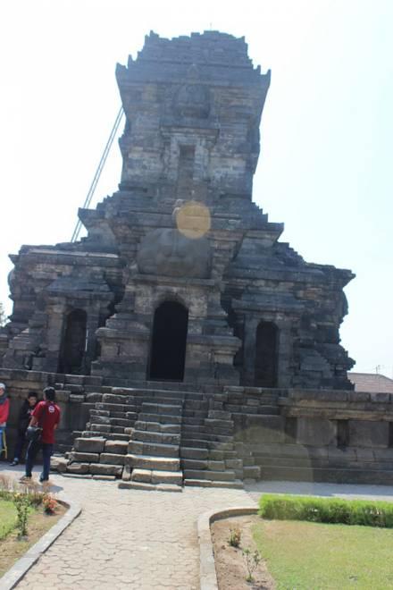 Candi Singosari yang dibina pada 1292