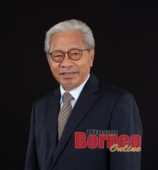 an Sri Datuk Amar Dr James Masing