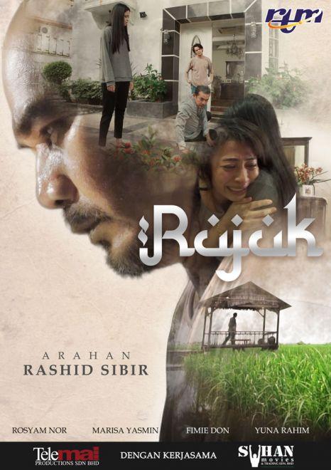 Isu depresi dalam telemovie 'Rujuk' di TV2 lakonan Rosyam Nor