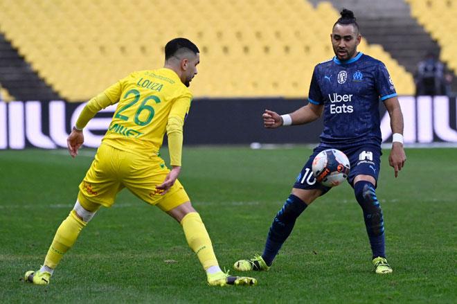 Marseille terikat 1-1 menentang Nantes