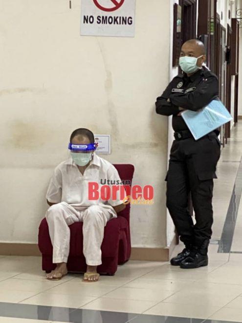 Lelaki sebabkan kematian nenek dihantar ke Hospital Sentosa